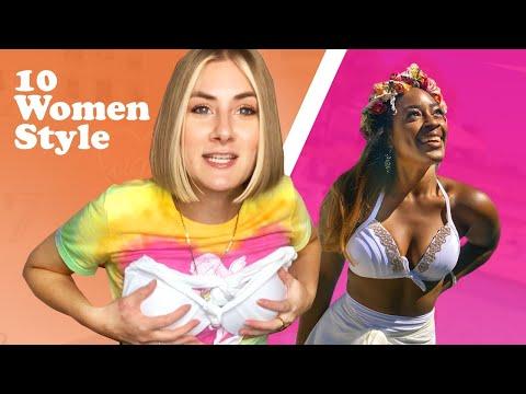 10 Women Style The Same Bikini