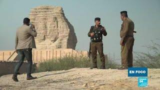 Irak: el tráfico de antigüedades aumenta durante la pandemia