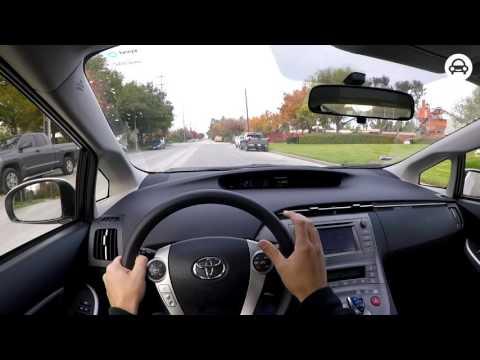 2014 Toyota Prius POV Test Drive
