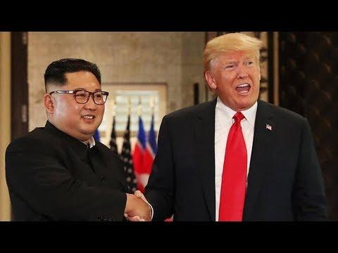 WATCH: The Fake Movie Trailer Trump Showed Kim Jong Un