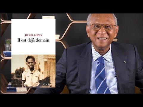 Vidéo de Henri Lopes