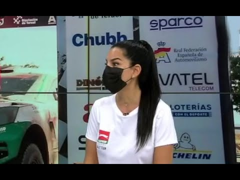 DAKAR 2022: Andrea Lafarja nos representará