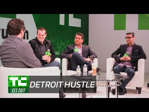 Detroit Hustle with Tome, Powerley, and iRule at CES 2017