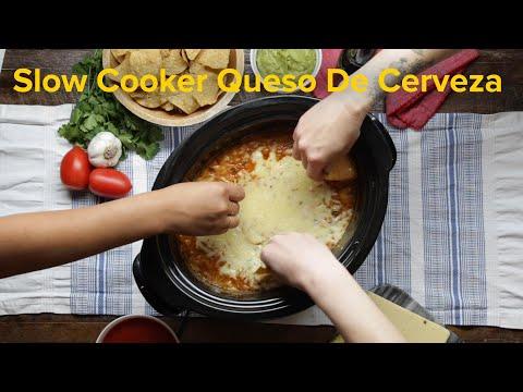 Slow Cooker Queso de Cerveza ? Tasty Recipes