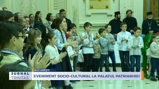 Eveniment socio-cultural la Palatul Patriarhiei