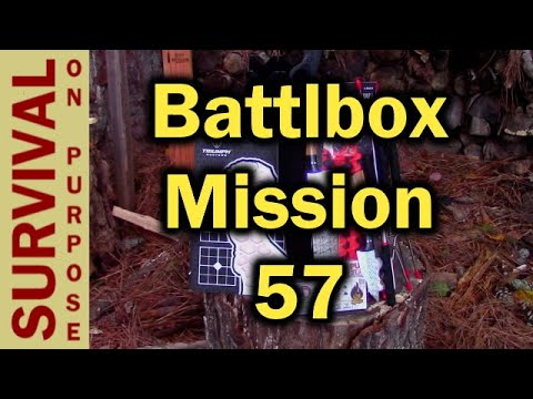 Battlbox Mission 57 - The Stove Kicked My Butt