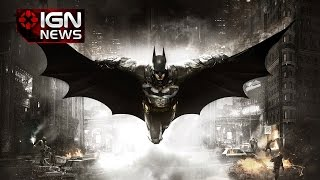 Potential Arkham Knight Teaser During This Year's Game Awards - IGN News