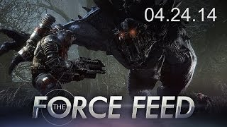 Force Feed - Evolve Gameplay, ESO Trials, Dark Souls 2