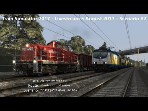 3DZUGMEFrhschicht1 Livestream 050817