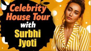 Celebrity House Tour with Naagin actress, Surbhi Jyoti | Checkout inside images | TellyChakkar - TELLYCHAKKAR