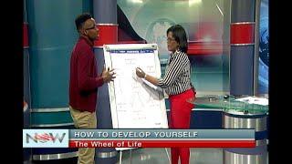 Self Development NOW - The Wheel of Life fb
