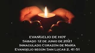 Evangelio del sábado 12 de junio de 2021