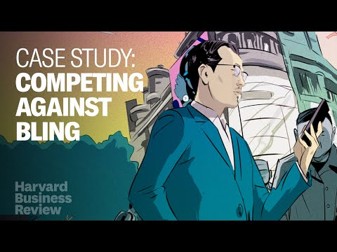 HBR Case Study: Competing Against Bling