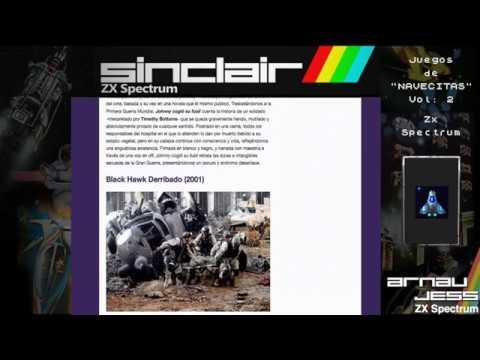 """Juegos de """"Navecitas"""" para Zx Spectrum: Vol 2"""