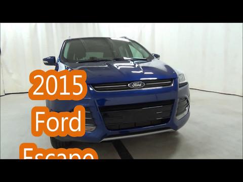 2015 Ford Escape at Schmit Bros in Saukville, WI!