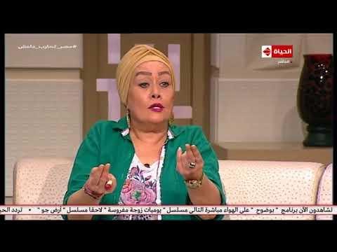 بوضوح | د. عمرو الليثي يداعب نجوم مسلسل ربع رومي