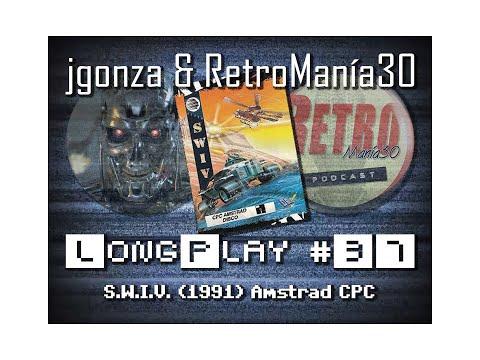 S.W.I.V. - Amstrad CPC Longplay