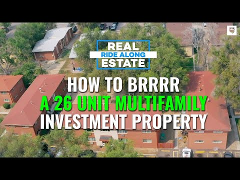 How To BRRRR A 26 Unit Multifamily Investment Property From Start To Finish (Full Deal Analysis)
