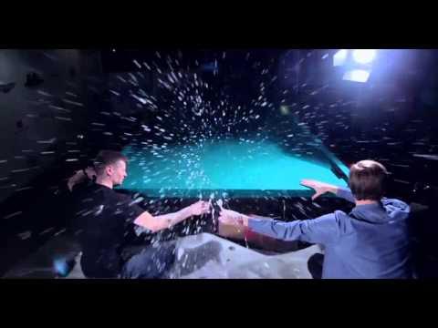 Video: Billiard balls destroyers -