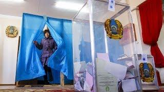 Предвыборная агитация Казахстане