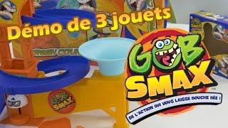 Gobsmax - D�mo de 3 jouets en fran�ais