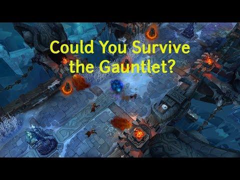 Run The Gauntlet - Game Mode