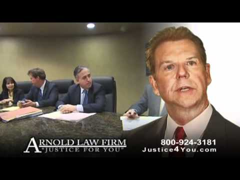 Arnold Law Firm Commerical - Pain.wmv