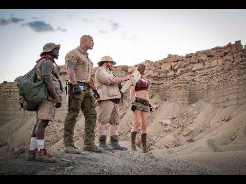 Jumanji: Siguiente nivel - Trailer final espan?ol (HD)