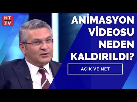 AK Parti'nin animasyon videosu neden kaldırıldı? Oğuz Kaan Salıcı yanıtladı