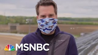 Indiana To Reopen Racetracks With Limited Capacity | MSNBC