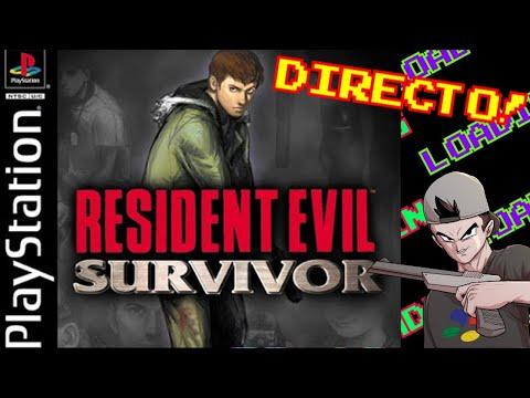 RESIDENT EVIL: SURVIVOR    EN DIRECTO!