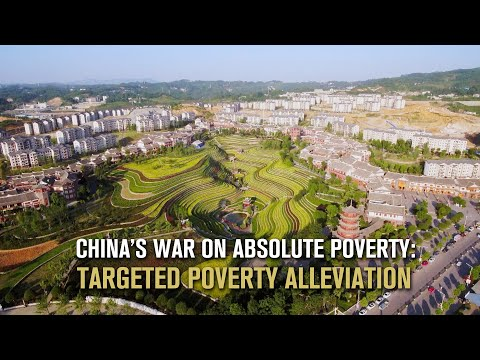China's war on absolute poverty: Targeted poverty alleviation