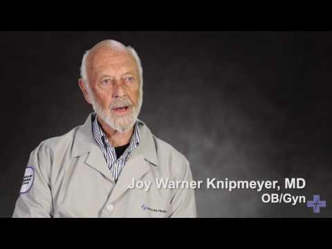 Meet Dr. J. Warner Knipmeyer, Obstetrician Gynecologist – Advocate Health Care