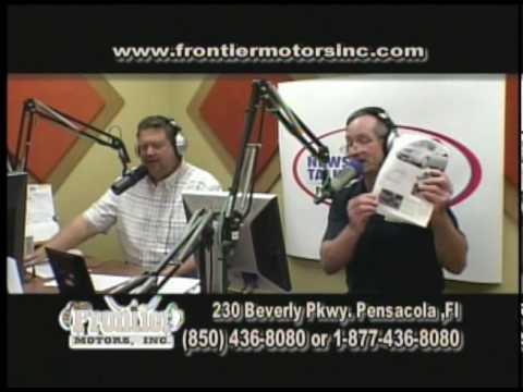 Frontier Motors TV Show March 30 2010 Part Two Pensacola