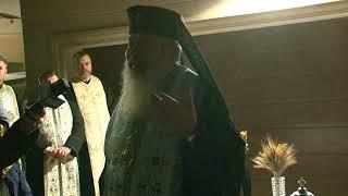 Cuvantare IPS Andrei 18 noiembrie 2017   Biserica Sf  Dimitrie Izvoratorul de Mir din Parohia Baciu