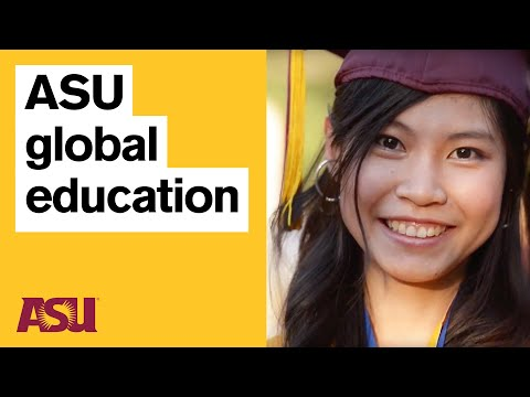 International Students at ASU
