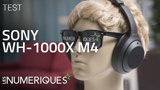 vidéo test Sony WH-1000XM4 par Les Numeriques
