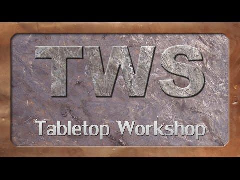 Teaser: Das ist der Tabletop Workshop (TWS-Vorschau)