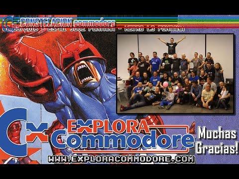 Resumen Explora Commodore 2016