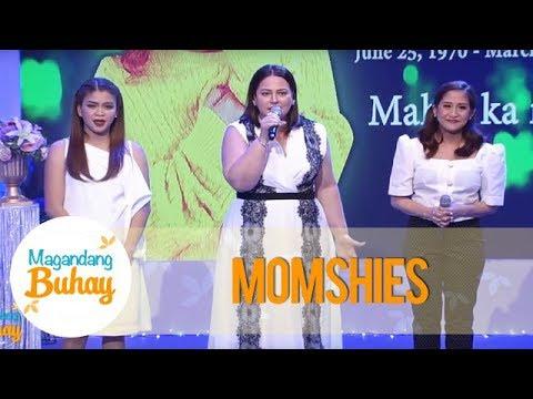 Momshie Karla, Jolina and Melai reminice on how they met Chokoleit | Magandang Buhay