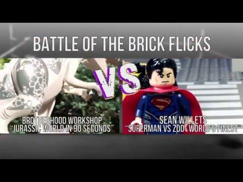 BATTLE OF THE BRICK FLICKS BROTHERHOOD WORKSHOP VS SEAN WILLETS