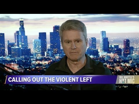 Hot Mic - Calling Out The Violent Left - 09/06/17