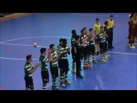 16/17 Golos Jornada 12 - Campeonato Nacional Sub20 - A.D.Fundão 3 vs SCP 2