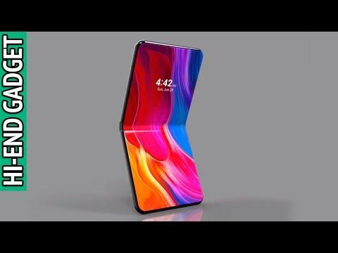 Самый САМЫЙ безрамочный, он же гибкий, смартфон Xiaomi. Новые технологии во всей красе. photo