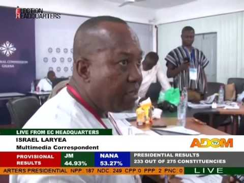 Outstanding results yet to be declared - Kokromoti Power on Adom TV (9-12-16)