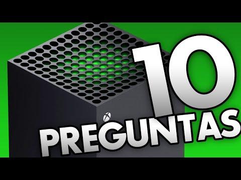 Las 10 preguntas MÁS frecuentes sobre el Xbox Series X y S! 🤔😅#XboxSeriesX #XboxSeriesS