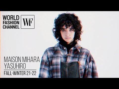 Maison Mihara Yasuhiro | Men fall-winter 21-22