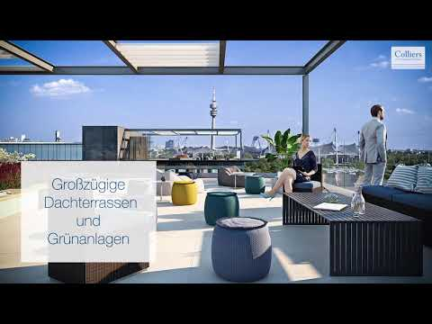 Olympia Business Center München | Teaser