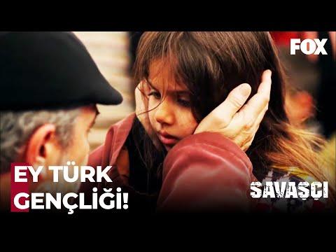 Yahya Batur'un Kızının Gençliğe Hitabesi - Savaşçı 55. Bölüm