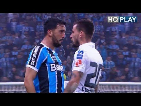 Edilson ● Free Kicks & Slide Tackles ● Grêmio 2017 ● HD